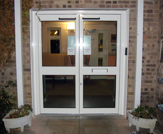 Automated Door Services In Gta Finetech Door Automation